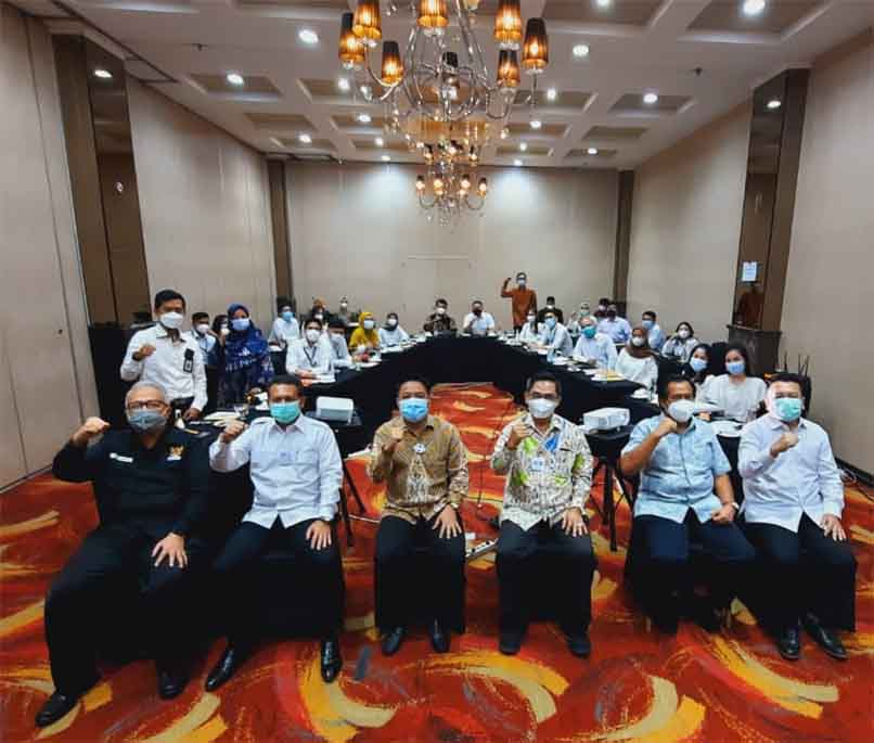 IN HOUSE TRAINING SEKRETARIAT BKN-RI