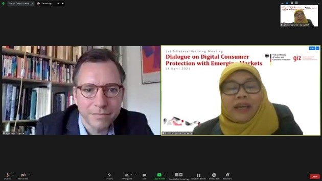 Dialogue on Digital Consumer Protection with  Emerging Markets